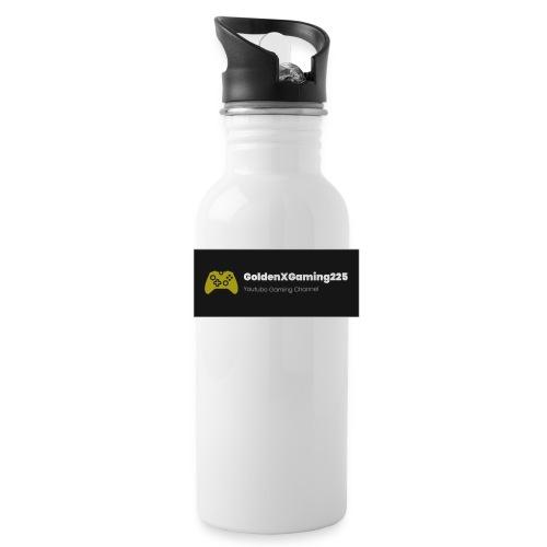 GoldenXGaming225 Merchandise - Water Bottle