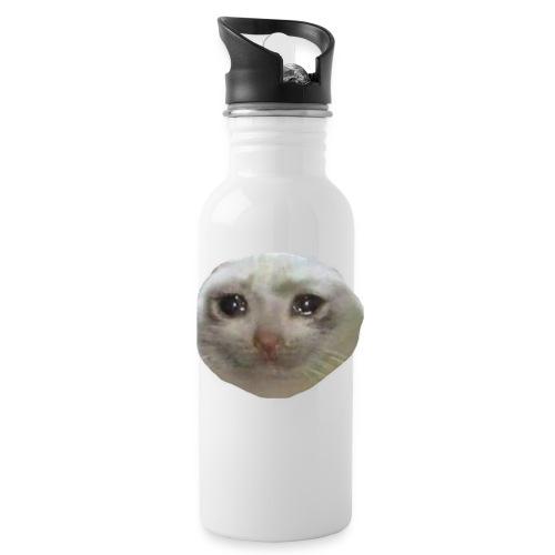 DANKIUS crying cat v2 drink bottle - Water Bottle