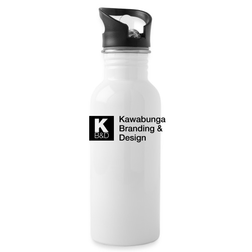 KBD signature - Water Bottle