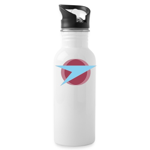 Terran Federation Mug with Slogan - Water Bottle
