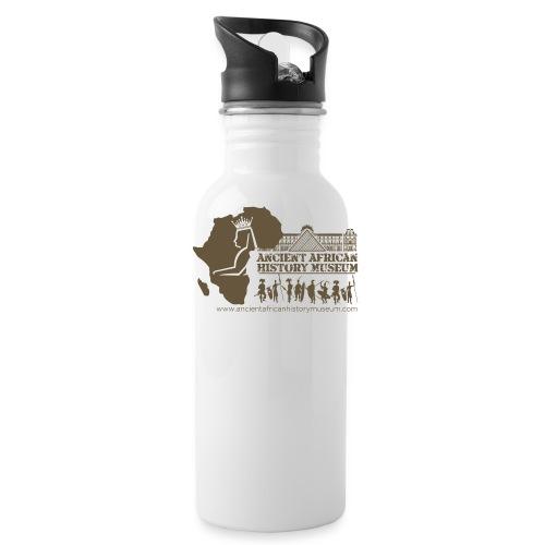 Ancient African History Museum Atlanta, Georgia - Water Bottle