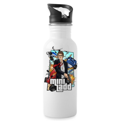 GTA Illustration png - Water Bottle
