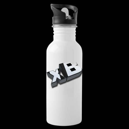 xB Logo - Water Bottle