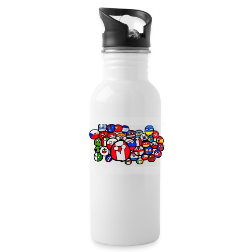 Countryball - Water Bottle