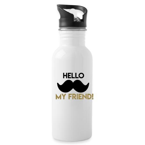 Hello my friend - Water Bottle