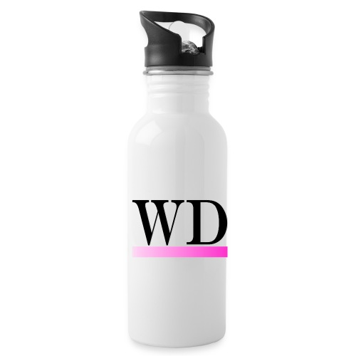 WD Avitar transparent 1 png - Water Bottle