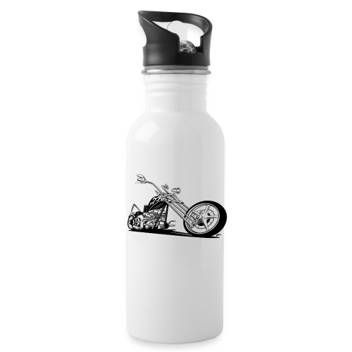 Custom American Chopper Motorcycle - Water Bottle