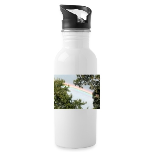 Rainbow way down South - Water Bottle