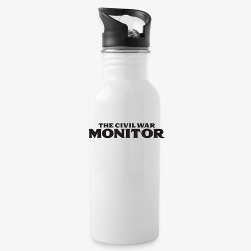 CWM LOGO BLACK - Water Bottle