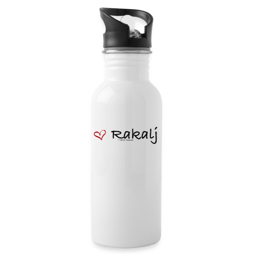 I love Rakalj - Water Bottle