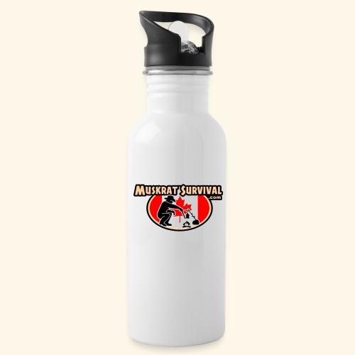 Muskrat Badge 2020 - Water Bottle