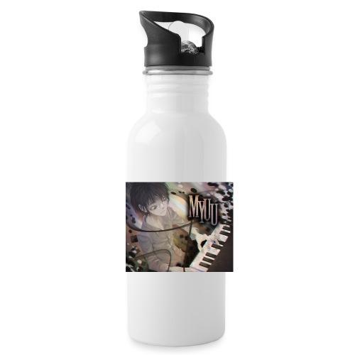 Dark Piano 1 - Water Bottle