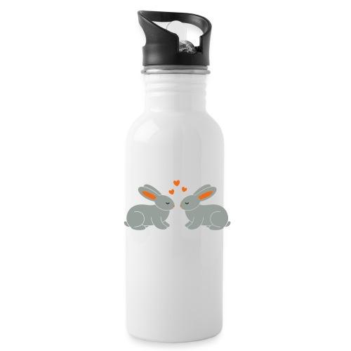 Rabbit Love - Water Bottle