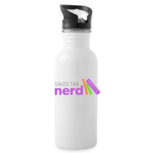 Sales Tax Nerd - Water Bottle