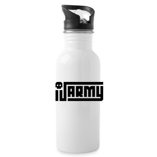 iJustine - iJ Army Logo - Water Bottle