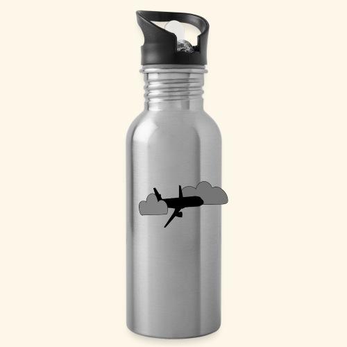 plane - Water Bottle