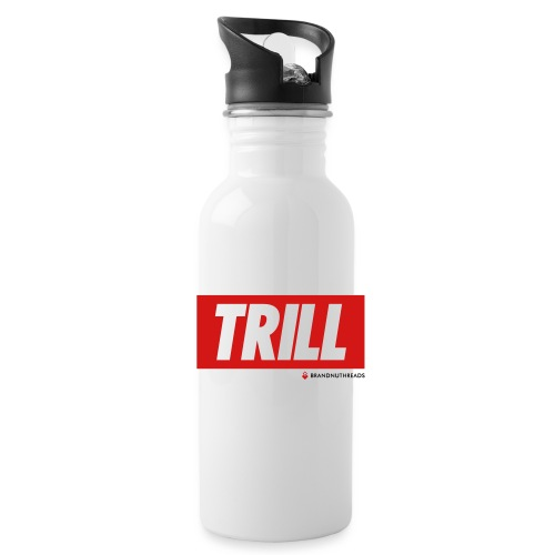 trill red iphone - Water Bottle