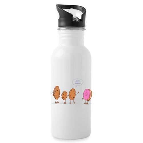 cookies - Water Bottle