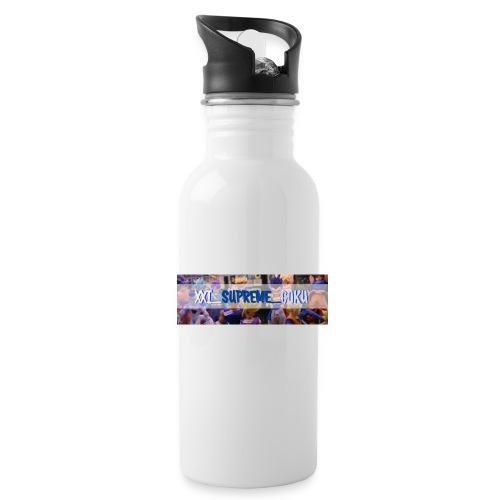 XXI SUPREME GOKU LOGO 2 - Water Bottle