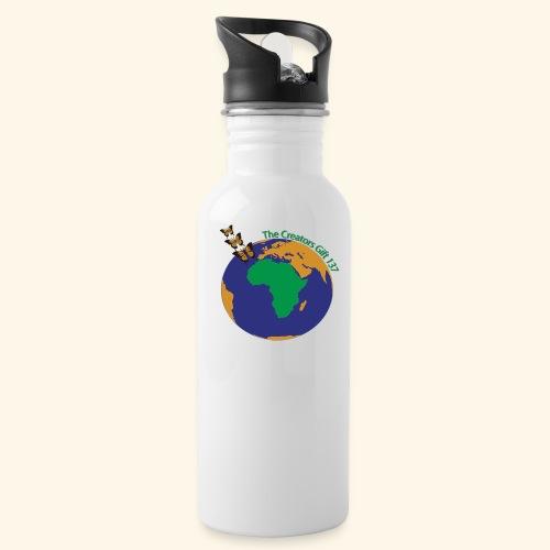 The CG137 logo - Water Bottle
