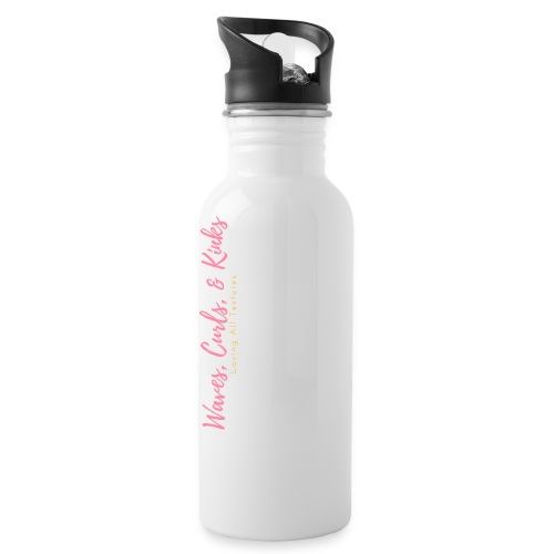 Waves, Curls, and Kinks - Water Bottle