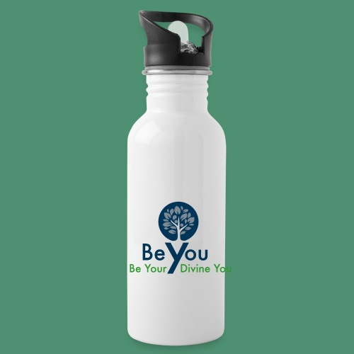 Be Your Divine You - Water Bottle