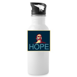 hope - Water Bottle