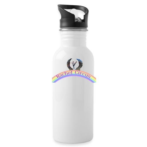 Rachel Circus Logo - Water Bottle