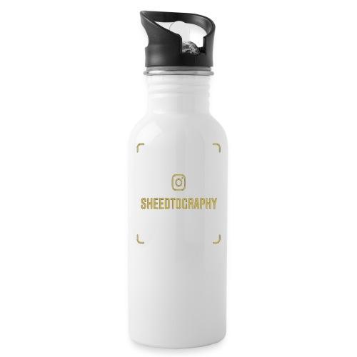 SHEEDTOGRAPHY WORK - Water Bottle