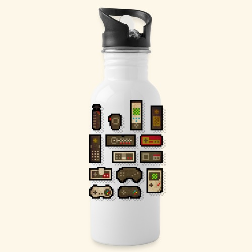 pixelcontrol - Water Bottle