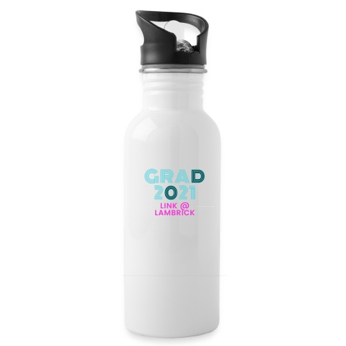 Link Grad 2021 - Water Bottle
