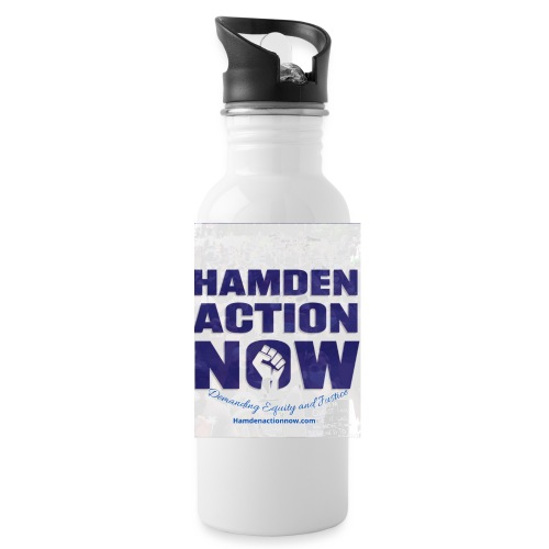 HAN Equity Justice Shirt - Water Bottle