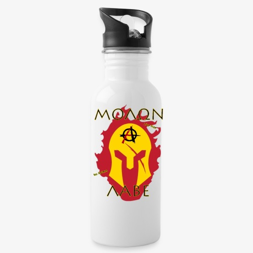 Molon Labe - Anarchist's Edition - Water Bottle