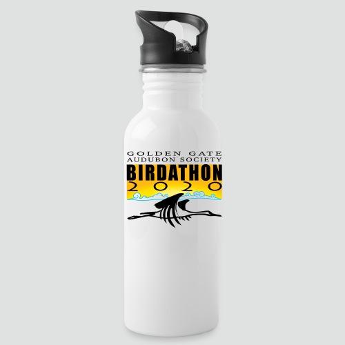 Birdathon2020 Logo - Water Bottle