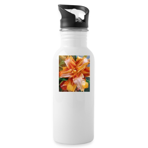 Flowers - Water Bottle