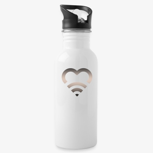 I Heart Wifi IPhone Case - Water Bottle