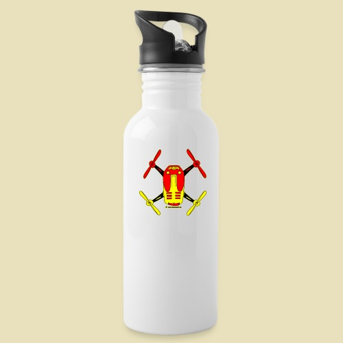 GrisDismation Ongher Droning Out Tshirt - Water Bottle