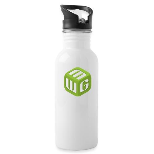 Steve Sized MWG T-Shirt (3XT) - Water Bottle