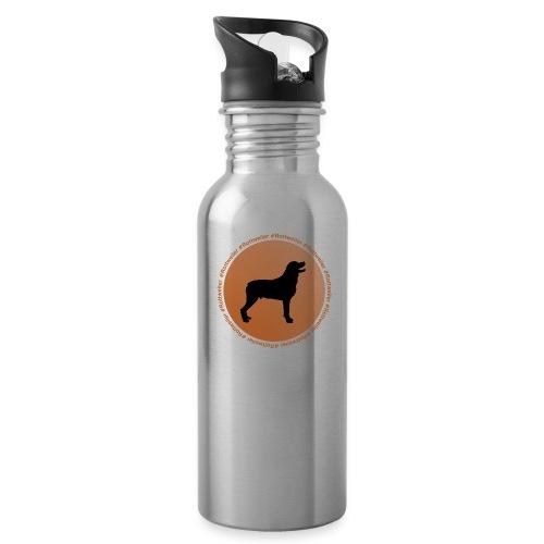 Rottweiler - Water Bottle