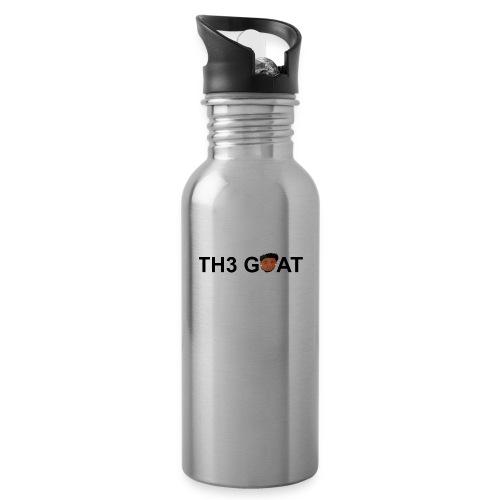The goat cartoon - Water Bottle