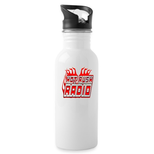worlds #1 radio station net work - Water Bottle