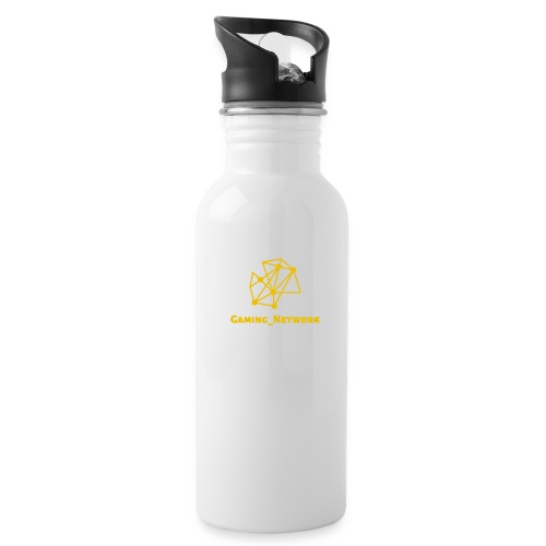 gaming network gold - Water Bottle