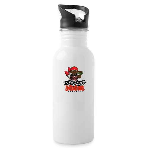 Reckless and Untouchable_1 - Water Bottle