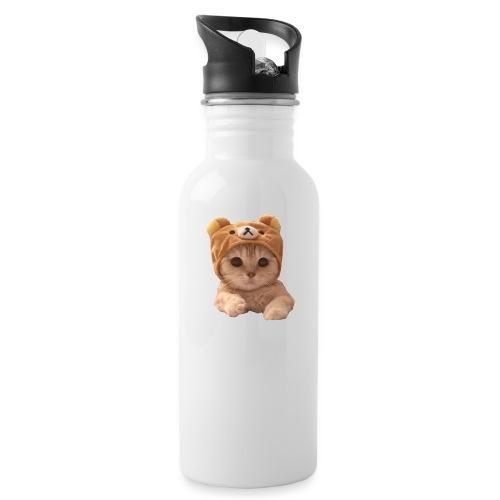 uwu catwifhat - Water Bottle