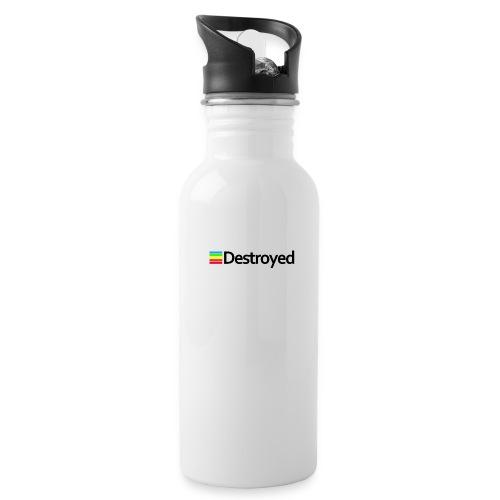 Polaroid Destroyed - Water Bottle