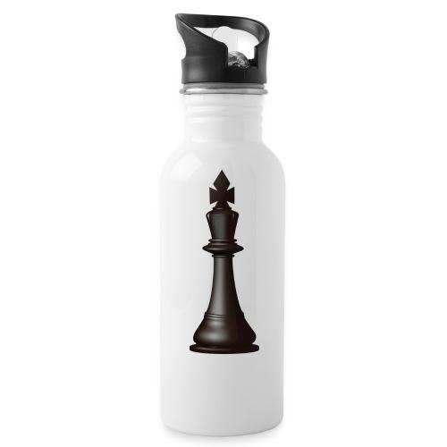 Black king - Water Bottle