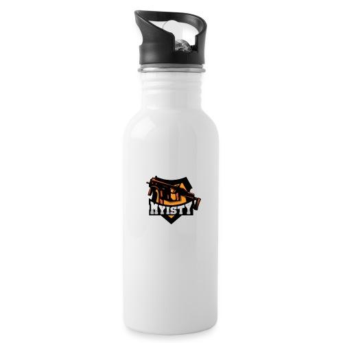 Myisty logo - Water Bottle