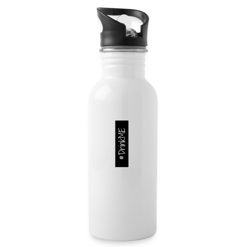 4 logo merch - Water Bottle