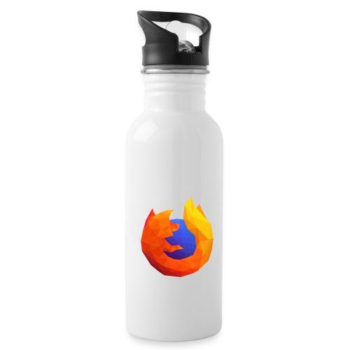 Firefox Reality Logo - Water Bottle