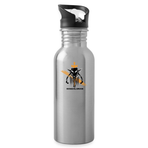 Mandalorian Logo - Water Bottle